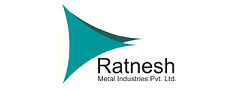 ratnesh metal industry logo
